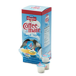 Coffee Mate French Van Iq 50ct/pk 4pk/case