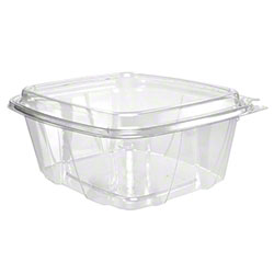 Dart® ClearPac® SafeSeal Container - 32 oz, w/Dome