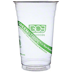 Eco-Products® GreenStripe® Cold Cup - 20 oz.