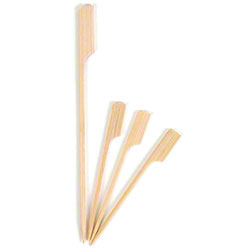 "Goldmax Poly King® 3.5"" Bamboo Paddle Sticks"