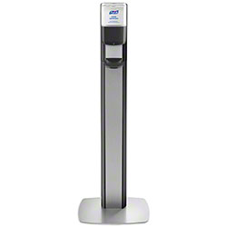 GOJO® Purell® Messenger™ ES8 Floor Stand w/Dispenser
