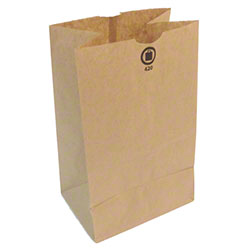 International Paper 20# Kraft Heavy Duty Paper Bag