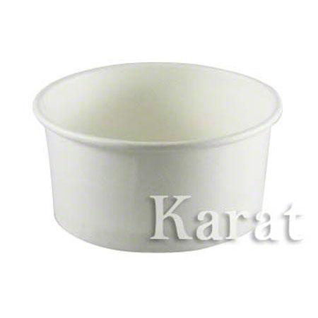 Karat® White Paper Food Container - 24 oz.