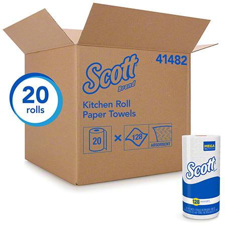 Scott® Kitchen Roll Towel - 128 ct. Roll