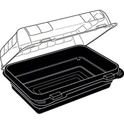 Pactiv ClearView™ SmartLock® Snack Box - 24 oz., Med.