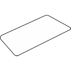 Pactiv Foil Laminated Board Cover For 7002