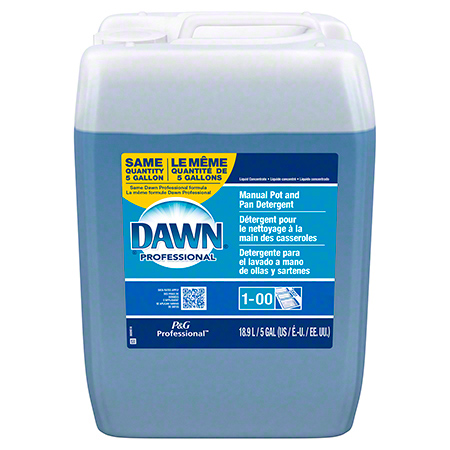 P&G Dawn® Manual Pot & Pan Detergent - 5 Gal., Reg. Scent