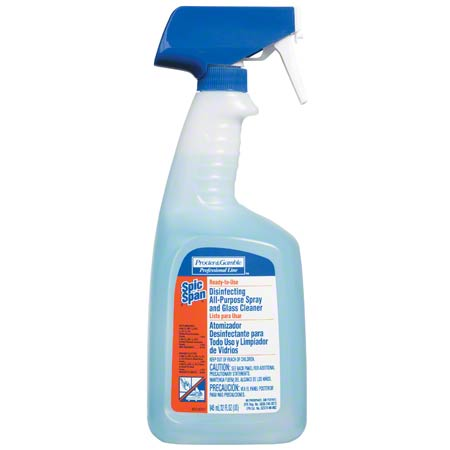 P&G Spic & Span® All-Purpose Spray & Glass Cleaner-32 oz