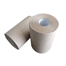 "Teh Tung Recycled Hardwound Roll Towel - 7.75"" x 800', Kraft"