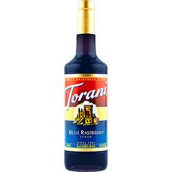 Torani® Blue Raspberry Syrup - 750 mL