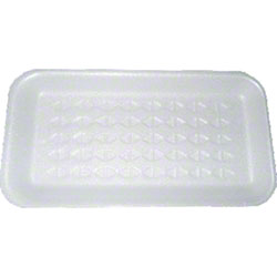 Foam Tray - #17S, White