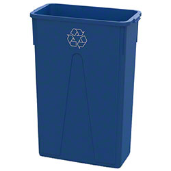 Impact® 23 Gallon Slim Recycle Containers