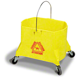 Continental Structolene® 44 Qt. Mop Bucket - Yellow