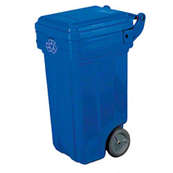 Continental Tilt'n Wheel® Earthone™ Recycle - 50 Gal.