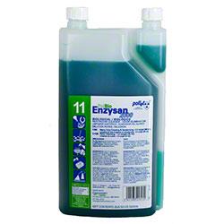 Genesan™ #11 Enzysan 2000 Biological Restroom Clnr - 2 L