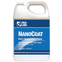 PRO-LINK® NanoCoat Nano-Infused Floor Finish - Gal.