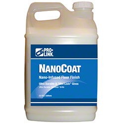 PRO-LINK® NanoCoat Nano-Infused Floor Finish - 2.5 Gal.