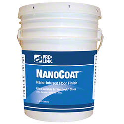 PRO-LINK® NanoCoat Nano-Infused Floor Finish - 5 Gal.