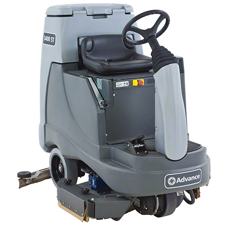 ADVENGER 2800ST RIDER SCRUBBER (WET-LEAD)