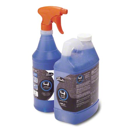 TERRAGREEN BLUE GLASS CLEANER SCS2 1/2 GAL/4/CS