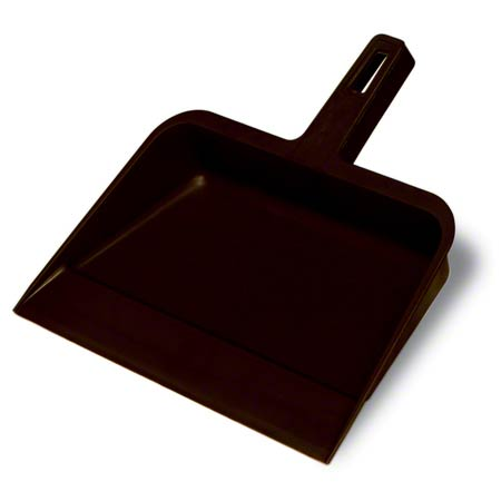 PLASTIC DUST PAN 12""