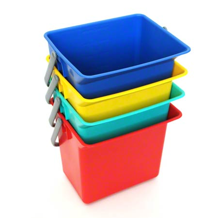 CPI 1.5GL BUCKET W/CARRYING HANDLE BLUE