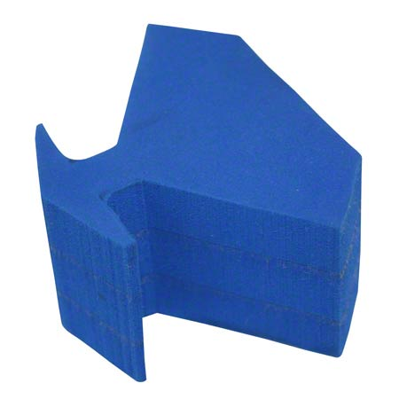 DOOR WEDGE 12/CS