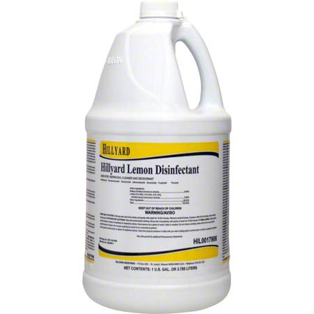 LEMON DISINFECTANT 1GAL/4/CS