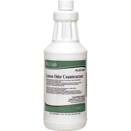 LEMON ODOR CONTERACTANT 1QT/12/CS