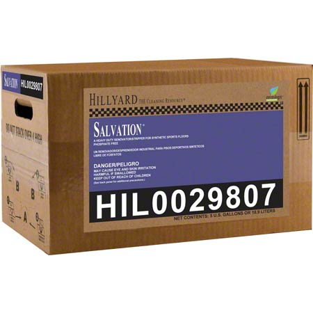 HILLYARD SALVATION STRIP 5GAL/PL