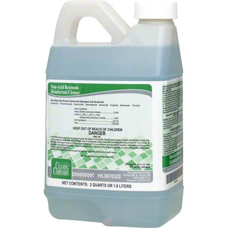 C2/C3 NON-ACID DISIN/CLEANER 1/2GAL/6/CS