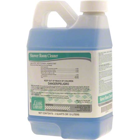 C2/C3 SHOWER ROOM CLEANER 1/2GAL/6/CS