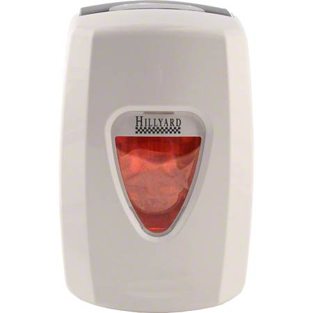 AFFINITY WHITE SOAP DISPENSERS