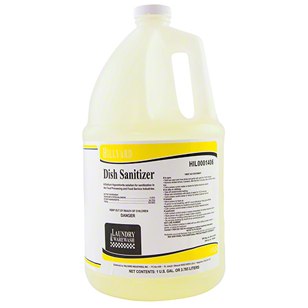 DISH SANITIZER 4/1GAL