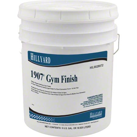 1907 GYM FINISH 5GAL/PL