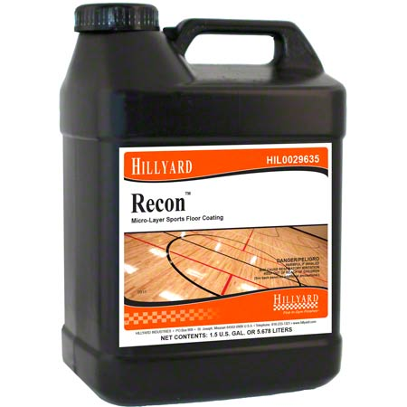 RECON MICRO-LAYER SPORTS FLOOR COATING 1.5GAL