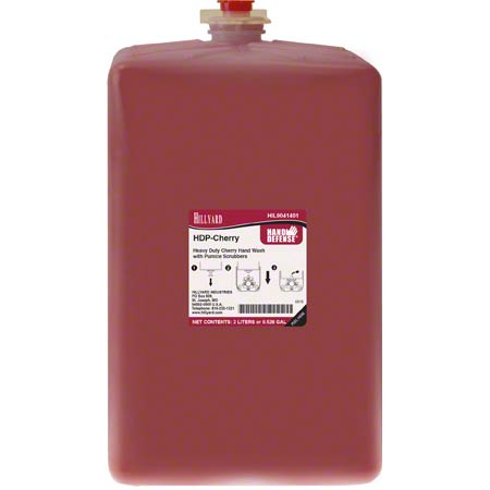 HEAVY DUTY HAND CLEANER CHERRY W/ PUMICE 2000ML/4/CS