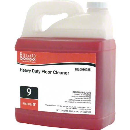 HEAVY DUTY FLOOR CLEANER 2.5L/4/CS
