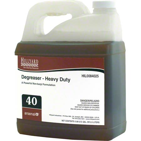 DEGREASER HEAVY DUTY 2.5L/4/CS