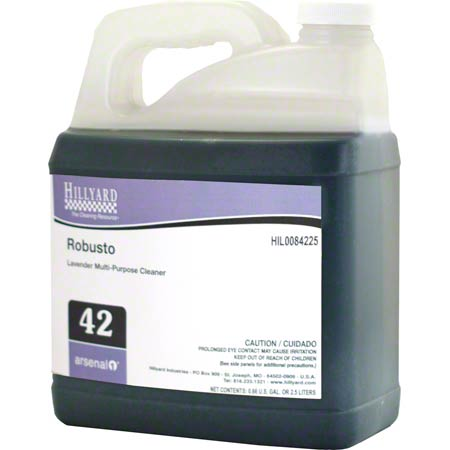 ROBUSTO LAVENDER MULTI PURPOSE CLEANER 2.5L/4/CS
