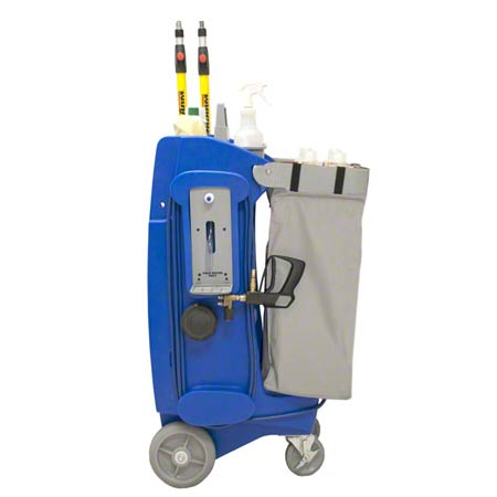 C3XP RESTROOM CLEANING CART