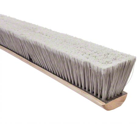 GREY SOFT BROOM 18""