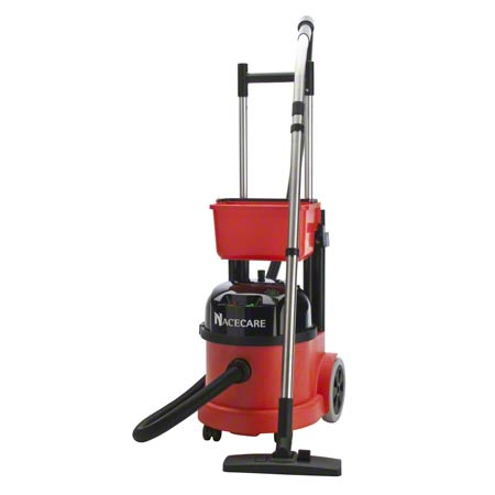 PROVAC 390 CANISTER VAC WITH CART