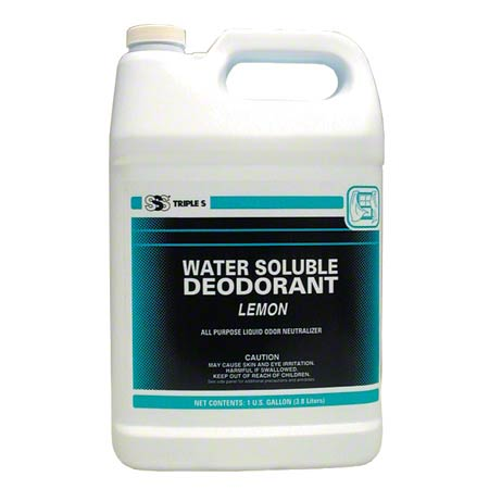 SSS WATER SOLUBLE LEMON 5GAL/PL