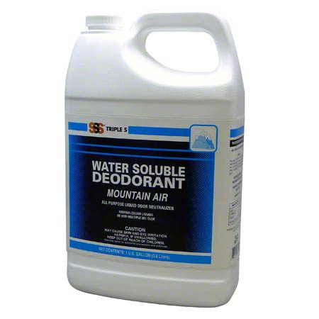 SSS WATER SOLUBLE MOUNTAIN AIR 1GAL/4/CS