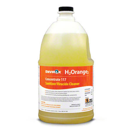 ENVIROX 117 CONCENTRATE H2 ORANGE MULTI-PURPOSE