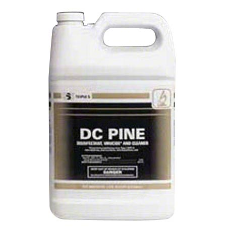 DC PINE DISINFECTANT 1GAL/4/CS