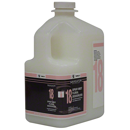 18X FLORAL SPRAY DEODORIZER 2LTR/2/CS