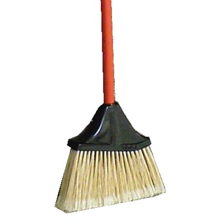 LARGE ANGLE BROOM RED