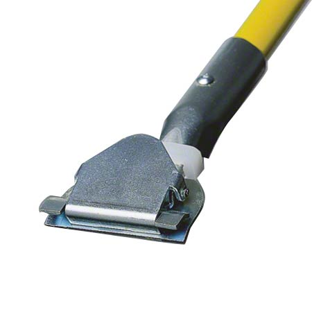 CLIP-ON DUST MOP HANDLE
